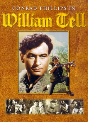 William Tell (1958 - 1959) 5 x DVD9 The Complete Series