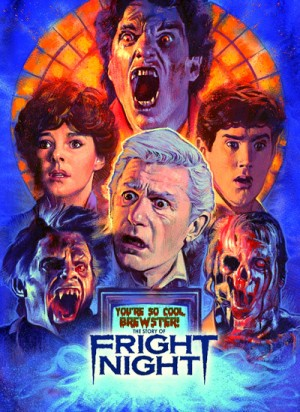 You're So Cool Brewster! The Story of Fright Night (2016) 2 x DVD9 and Blu-Ray