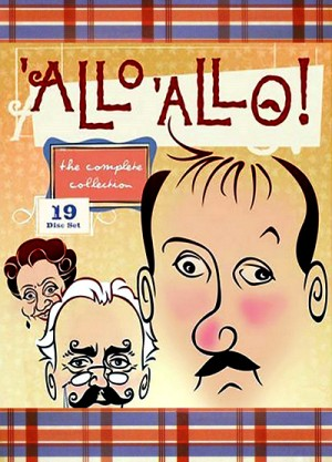 Allo Allo Complete Collection