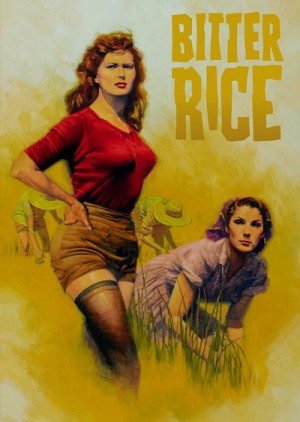 Bitter Rice 1949 Criterion Collection