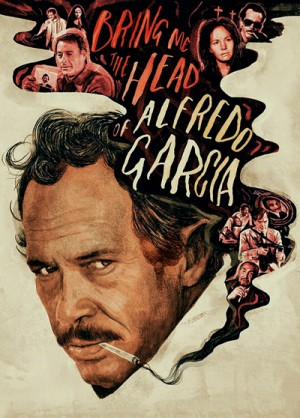 Bring Me the Head of Alfredo Garcia 1974 Arrow Video Limited Edition