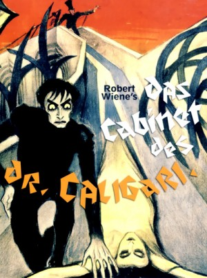 Das Cabinet des Dr. Caligari 1920 Masters of Cinema Limited Edition
