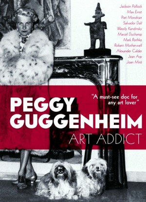 Peggy Guggenheim Art Addict 2015