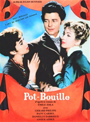 Pot-Bouille / The House of Lovers / Lovers of Paris (1957) DVD9