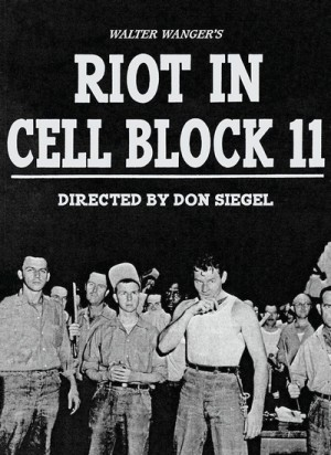 Riot in Cell Block 11 1954 Criterion Collection