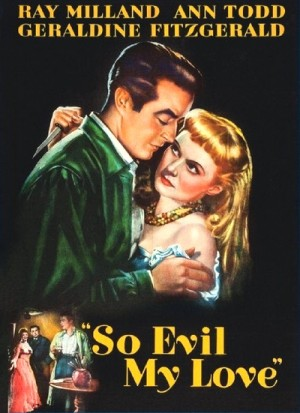 So Evil My Love 1948