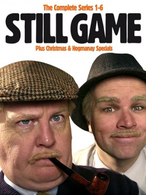 Still Game Complete Series 1-6