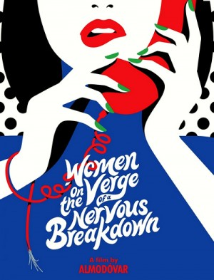 Women on the Verge of a Nervous Breakdown 1988 Criterion Collection