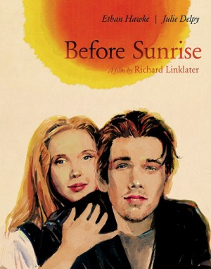 Before Sunrise 1995 Criterion Collection