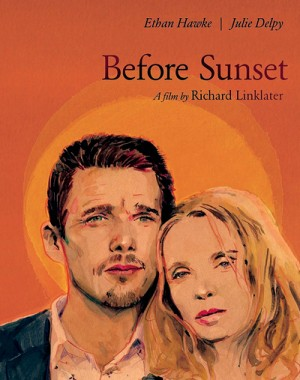 Before Sunset 2004 Criterion Collection