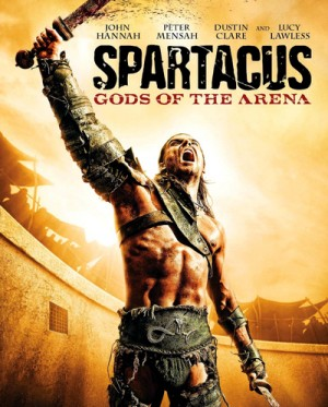Spartacus Gods of the Arena 2011