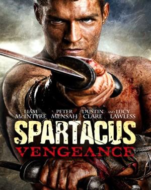 Spartacus Vengeance 2012