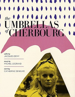 The Umbrellas of Cherbourg 1964 Criterion Collection