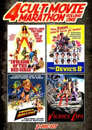 4 Cult Movie Marathon Volume One