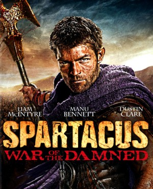 Spartacus War of the Damned 2013