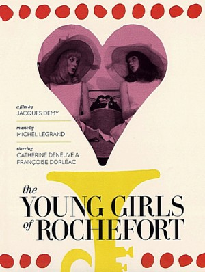 The Young Girls of Rochefort 1967 Criterion Collection
