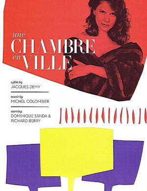 Une Chambre en Ville 1982 Criterion Collection