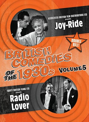 British Comedies of the 1930s Volume 5