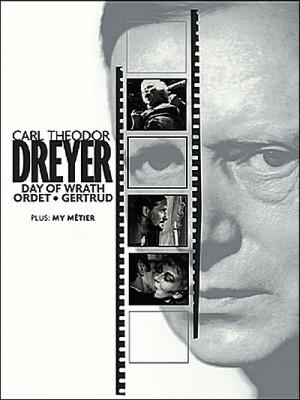 Carl Theodor Dreyer Box Set Criterion Collection