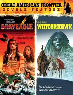 Great American Frontier Double Feature: Winterhawk (1975), Grayeagle (1977)