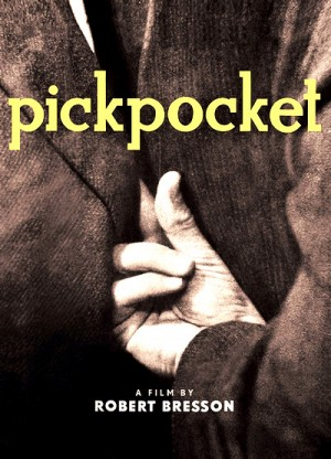 Pickpocket 1959 Criterion Collection