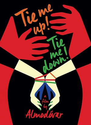 Tie Me Up! Tie Me Down! 1989 Criterion Collection