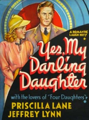 Yes My Darling Daughter 1939