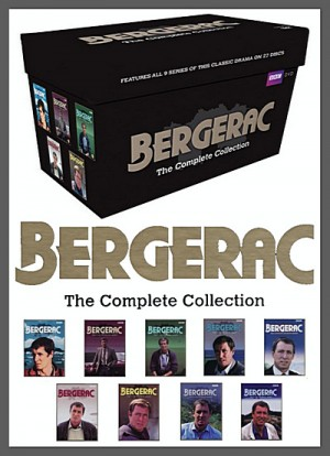 Bergerac (1981–1991) 27 x DVD9 The Complete Collection