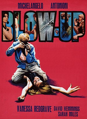 Blow-Up 1966 Criterion Collection