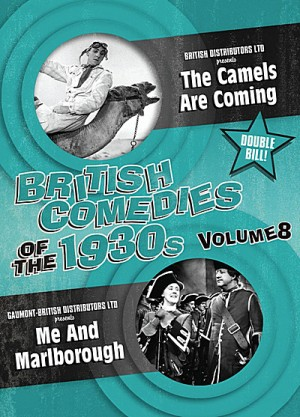 British Comedies of the 1930s Volume 8