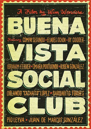 Buena Vista Social Club 1999 Criterion Collection