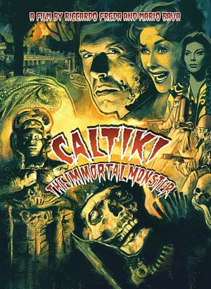 Caltiki the Immortal Monster 1959