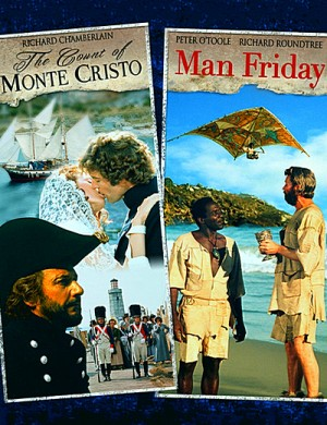 Count of Monte-Cristo 1975 Man Friday 1975