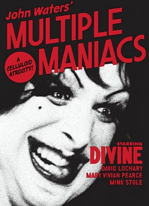 Multiple Maniacs 1970 Criterion Collection