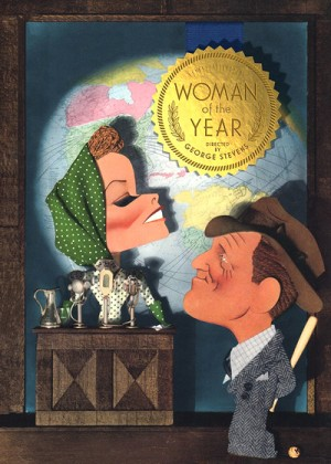 Woman of the Year 1942