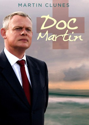 Doc Martin (2004-2015) 14 x DVD9 Seasons 1-7