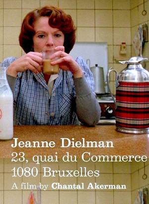 Jeanne Dielman, 23, quai du commerce, 1080 Bruxelles 1975