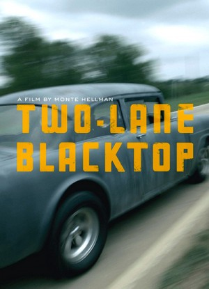 Two-Lane Blacktop 1971 Criterion Collection