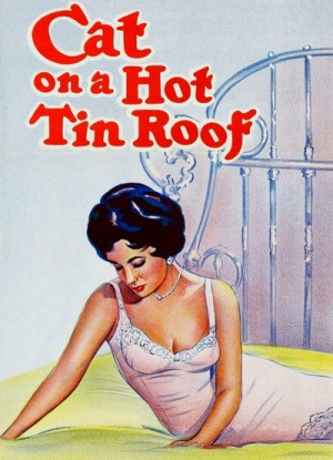 Cat on a Hot Tin Roof 1958