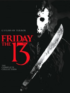 Friday the 13th The Complete Collection