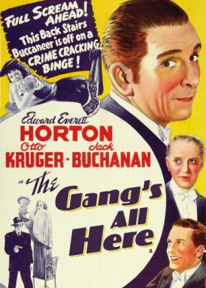 The Gang's All Here 1939