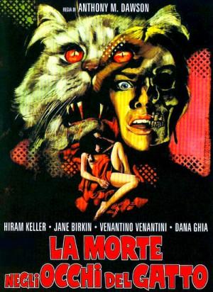 La morte negli occhi del gatto 1973