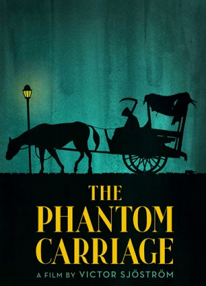 The Phantom Carriage 1921 Criterion Collection
