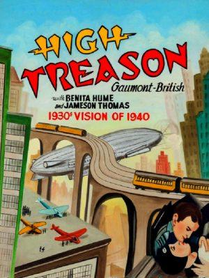High Treason 1929
