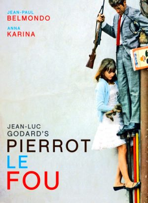 Pierrot le fou 1965 Criterion Collection