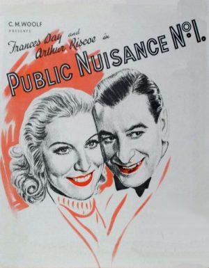 Public Nuisance No. 1 1936