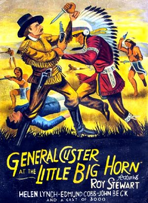 General Custer at the Little Big Horn 1926