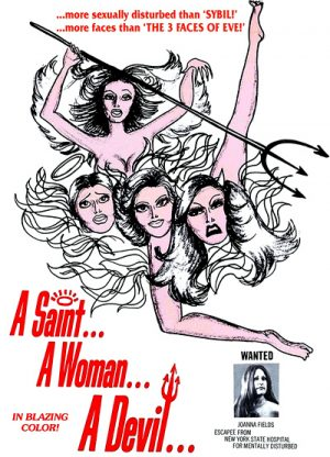 A Saint, a Woman, a Devil 1977