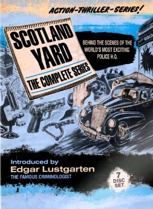 Scotland Yard The Complete Series