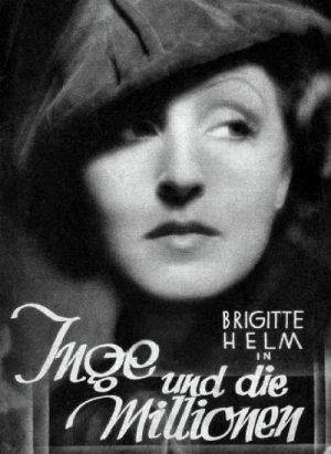 Inge und die Millionen 1933